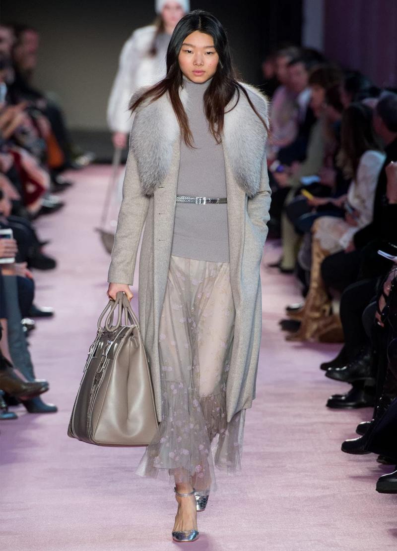 Модные длинные юбки 12