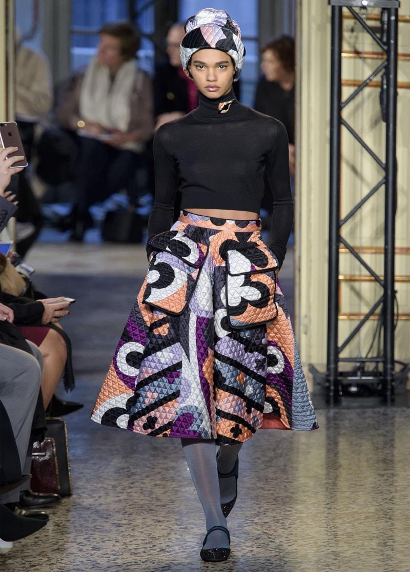 Модные длинные юбки 3