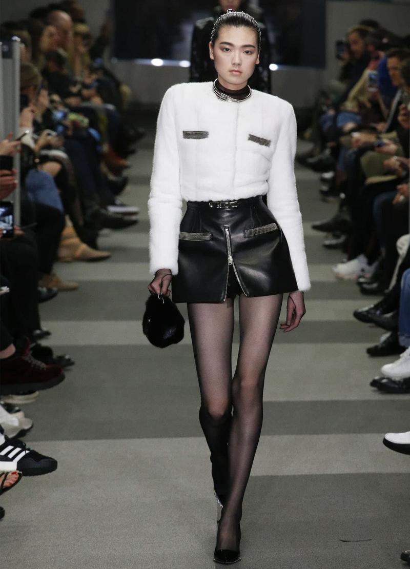 Модные длинные юбки 6