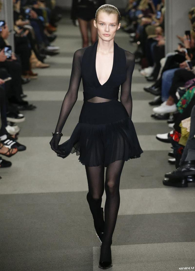 Модные длинные юбки 7