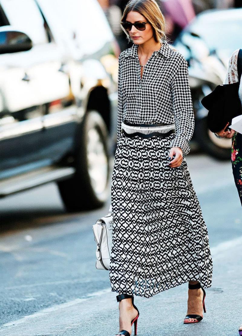 Модные юбки 5
