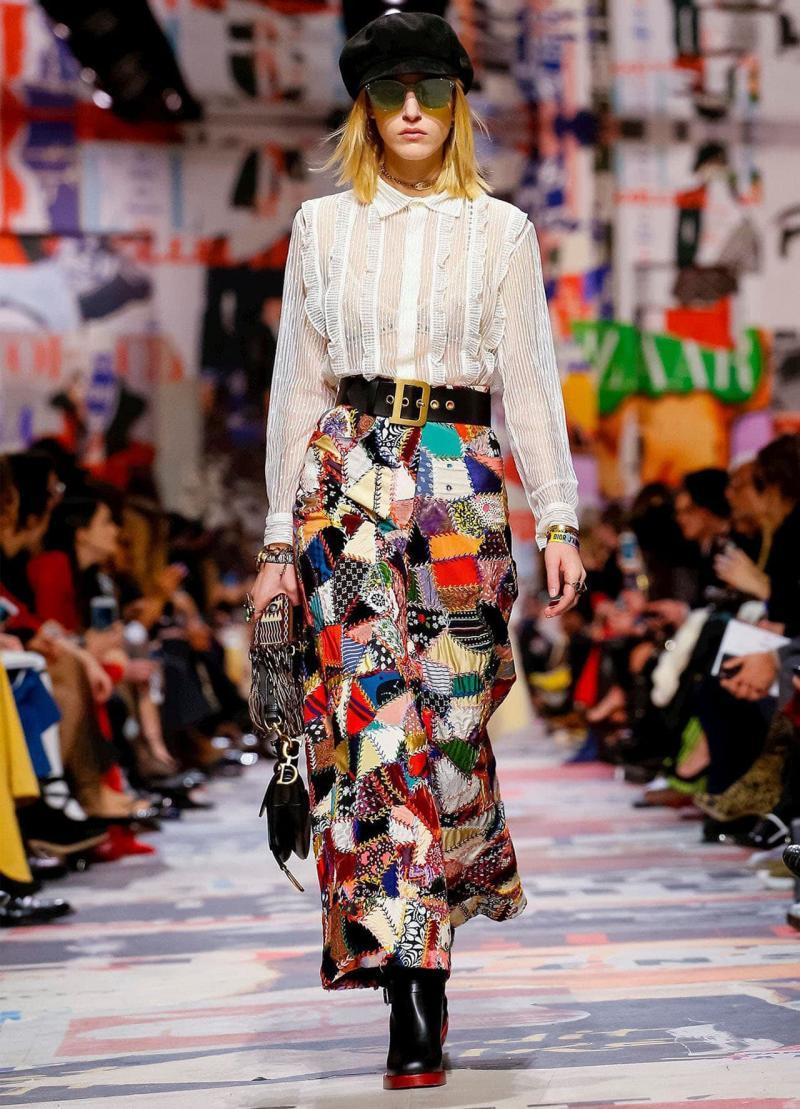 Модные юбки 6