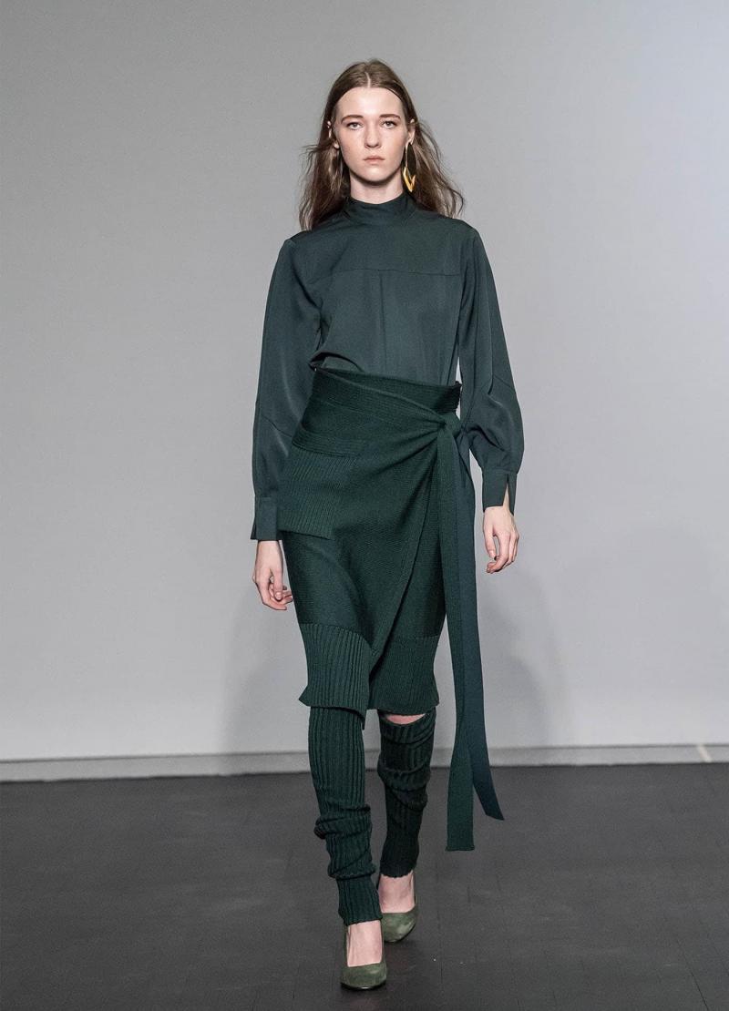 Модные юбки 7
