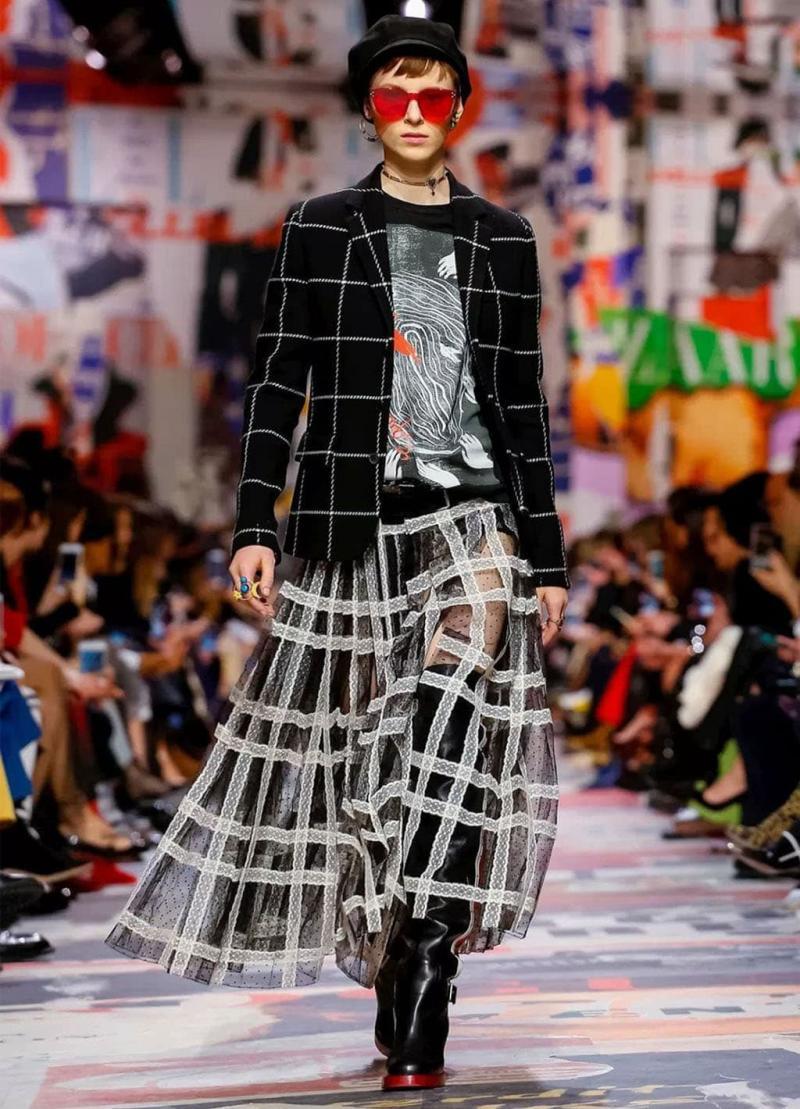 Модные юбки 9