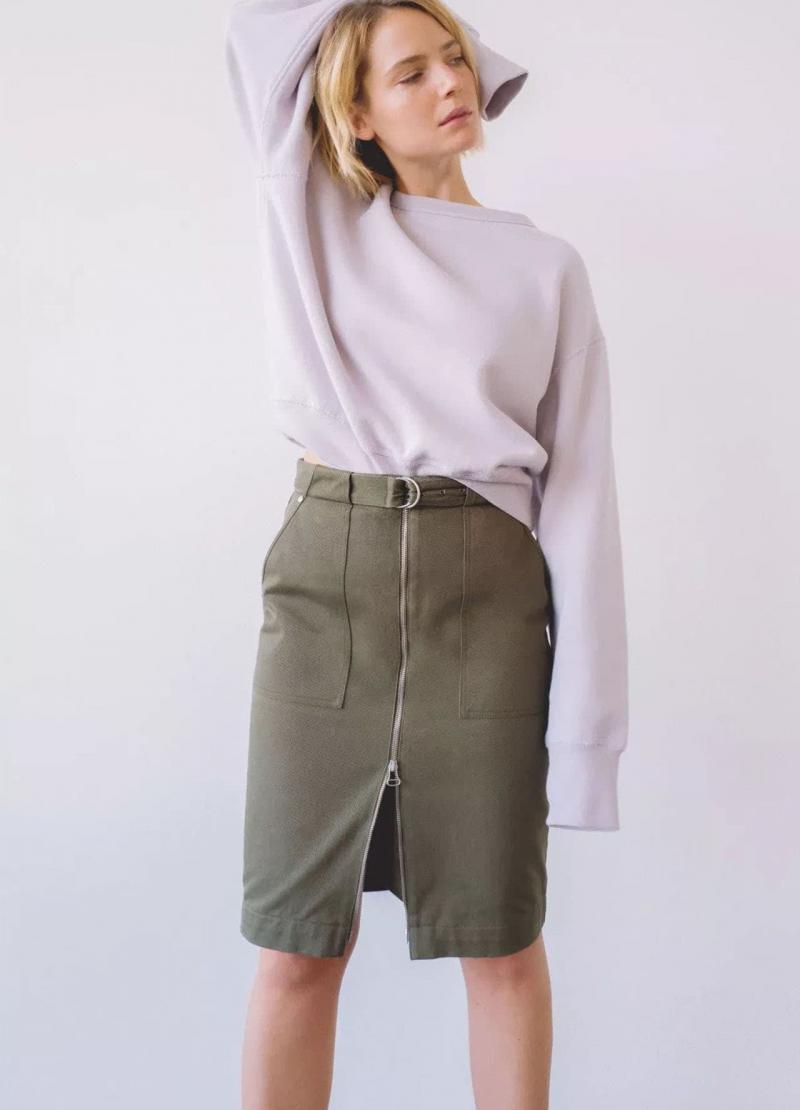 Трендовые юбки 10