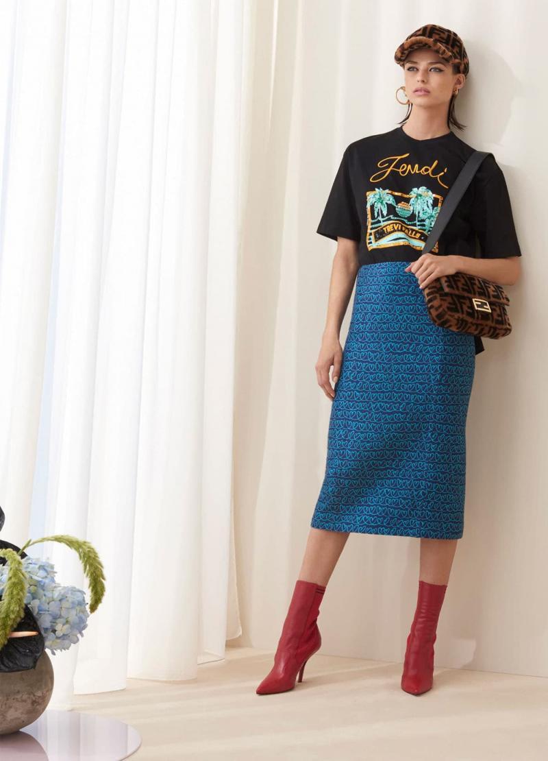 Трендовые юбки 18