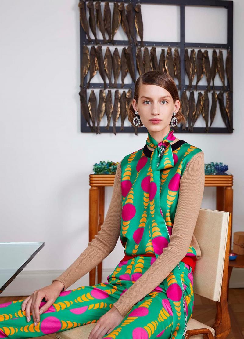 Модные цвета одежды осень-зима 15