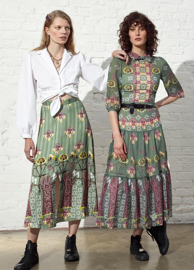 Модные цвета одежды осень-зима 16