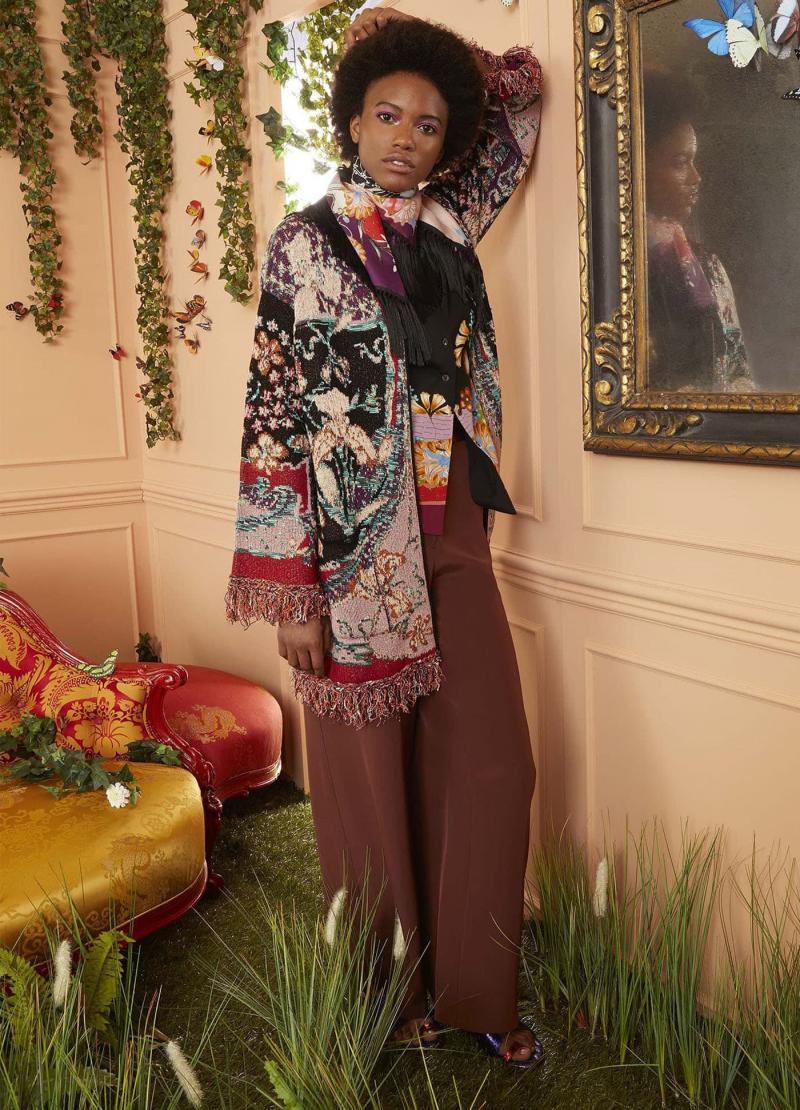 Модные цвета одежды осень-зима 20