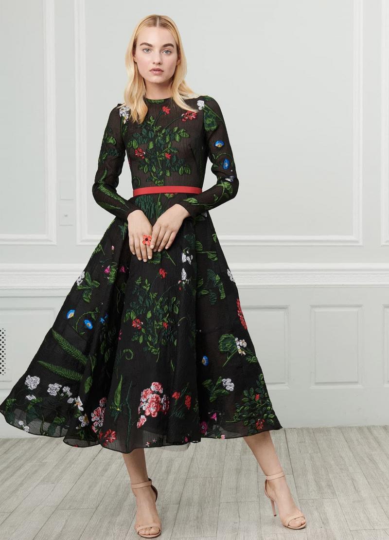 Модные цвета одежды осень-зима 2018 - фото 1