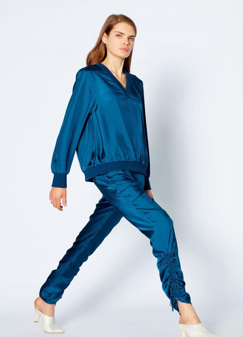 Модные цвета одежды осень-зима 2018 - фото 20