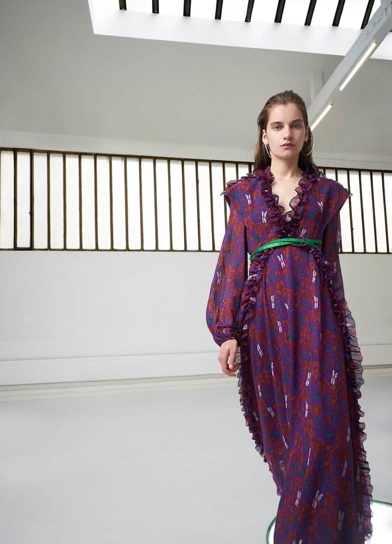 Модные цвета одежды осень-зима 25