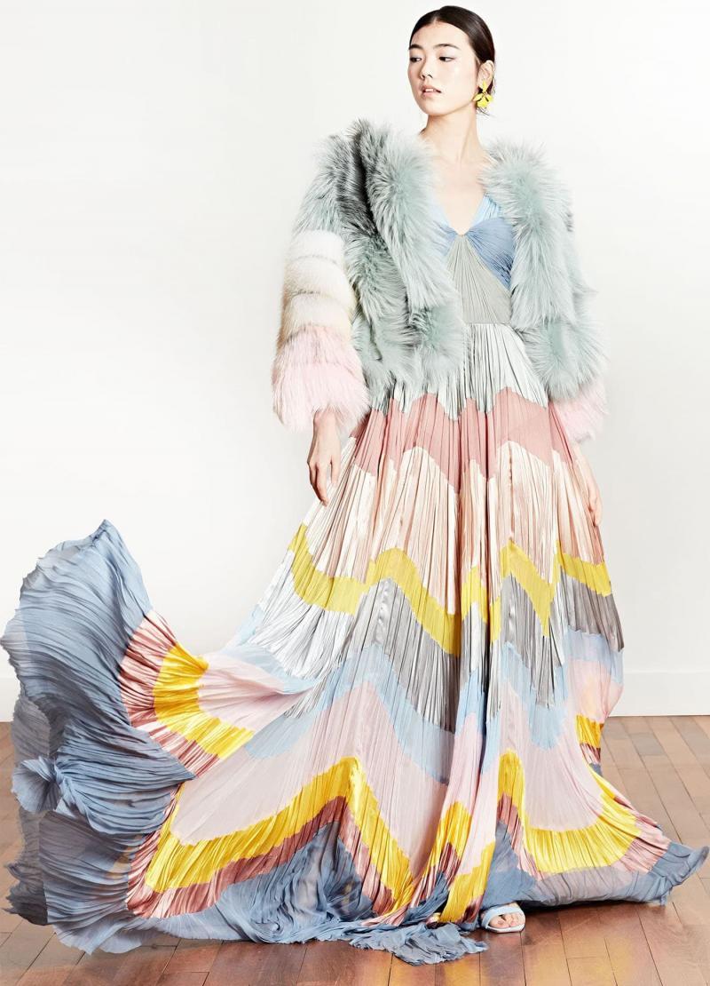 Модные цвета одежды осень-зима 3