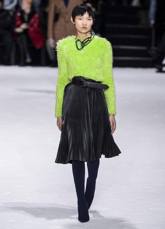 Модные цвета одежды осень-зима 6