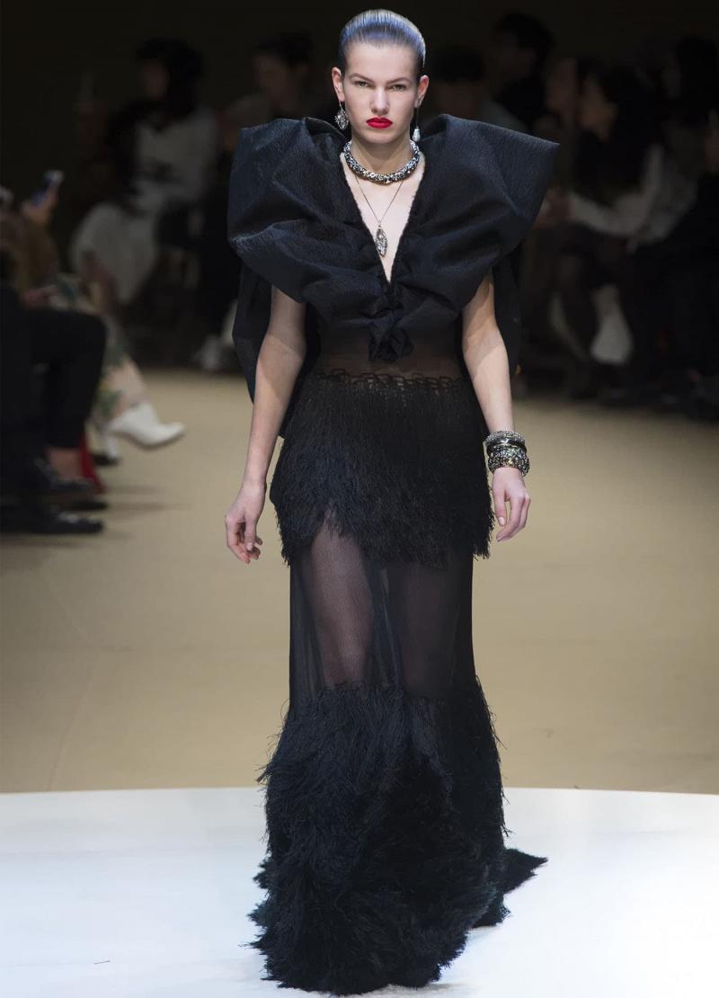 Модные тенденции 2018 13