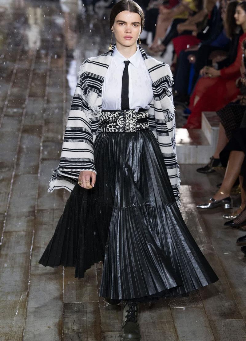 Мода осень-зима - основные тенденции 1