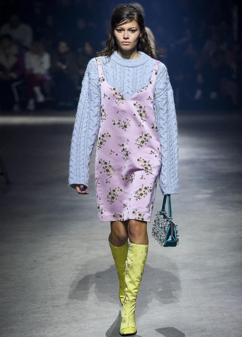 Мода осень-зима - основные тенденции 16
