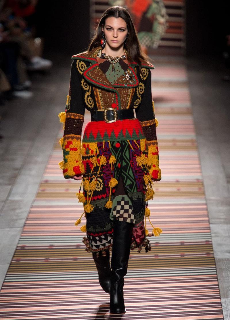 Мода осень-зима - основные тенденции 20