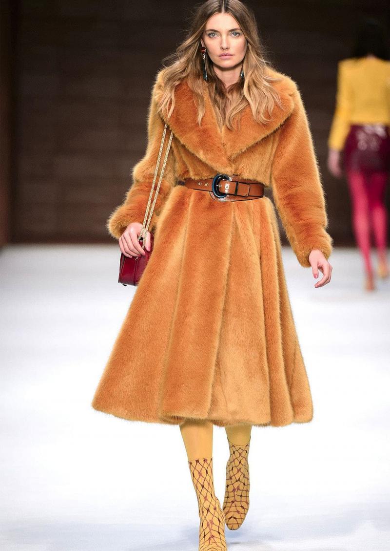 Мода осень-зима - основные тенденции 21