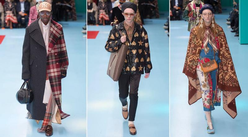 Мода осень-зима 2021-2022- Gucci