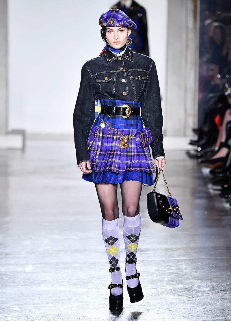 Мода осень-зима 2021-2022 - основные тенденции 3