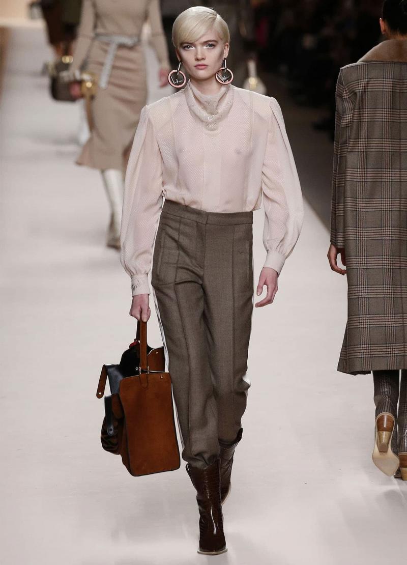 Мода осень-зима 2021-2022 - основные тенденции 5
