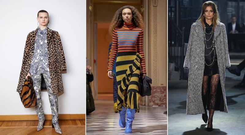 Мода осень-зима 2021-2022- основыне тенденции