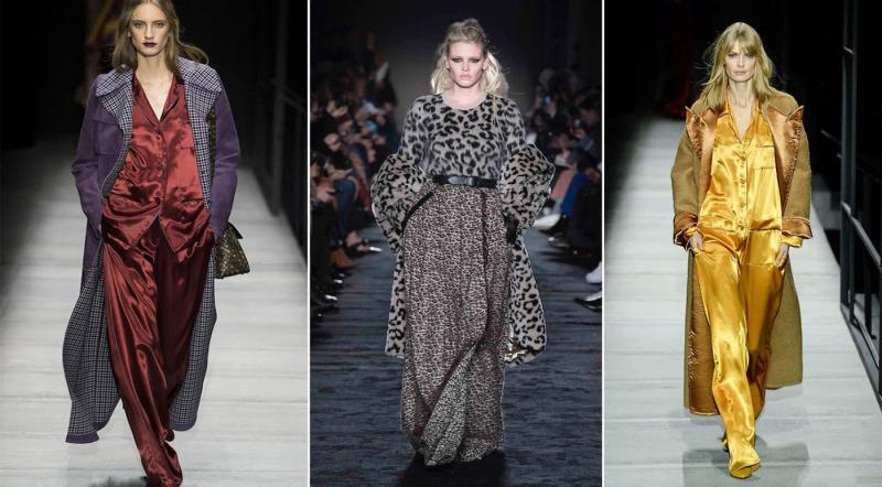 Мода осень-зима 2021-2022- трендовые фасоны