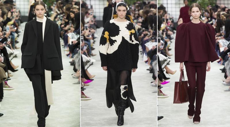 Мода осень-зима 2021-2022- Valentino