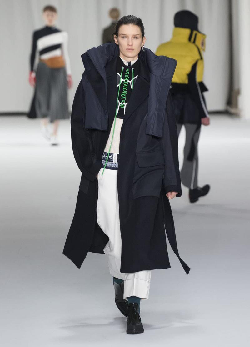 Мода осень-зима 23
