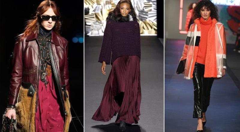 Модная одежда осень-зима 2021-2022