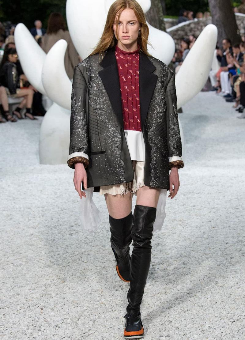 Мода 2018 - фото 20