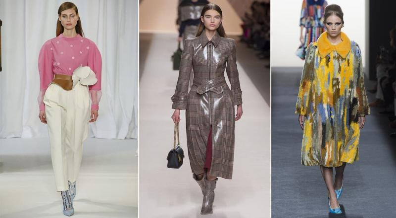 Мода 2018 - материалы