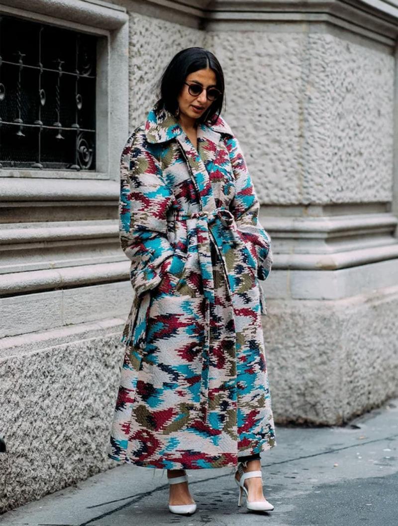 Мода 2018 - основные тенденции 10