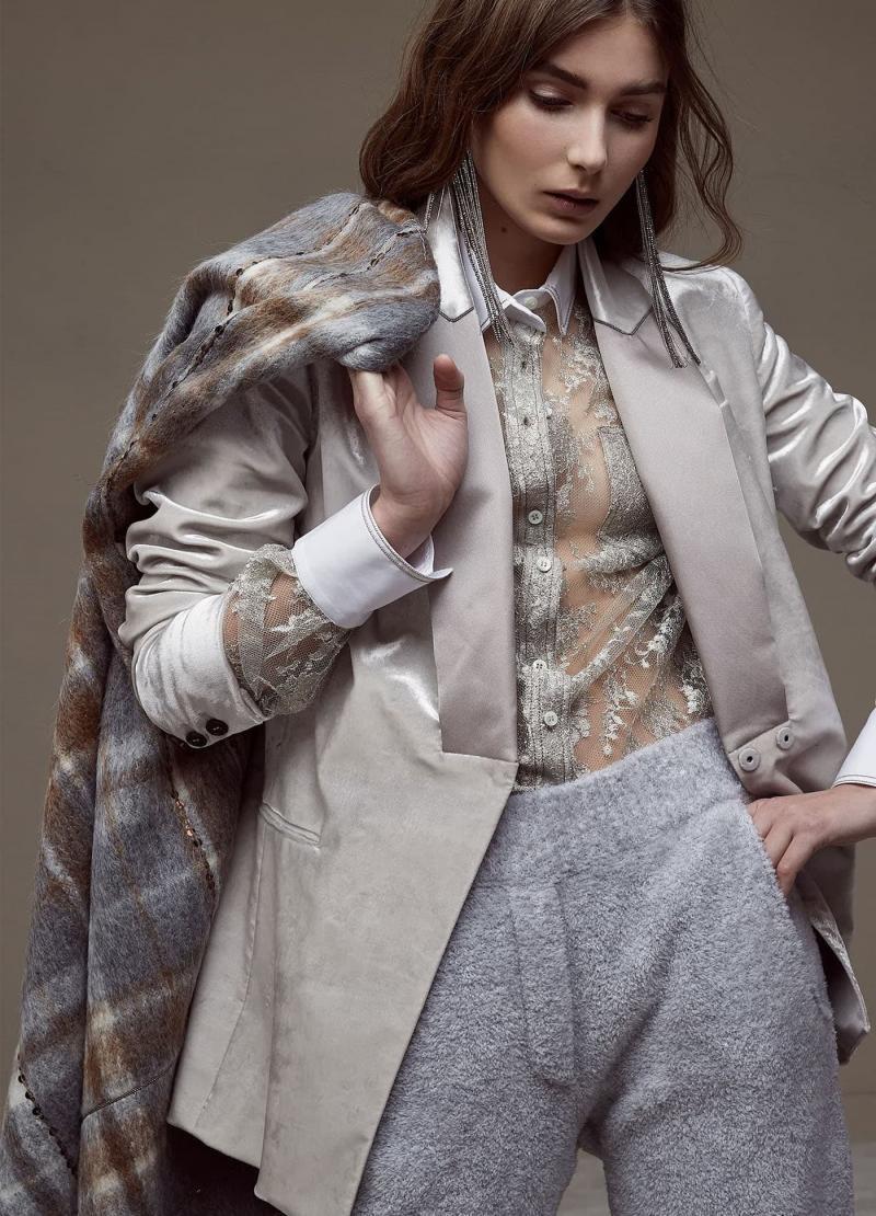 Мода 2018 года - фото в женской одежде 20