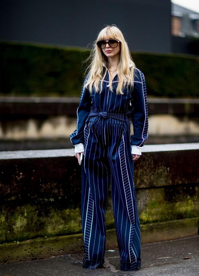 Мода 2018 года - фото в женской одежде 8