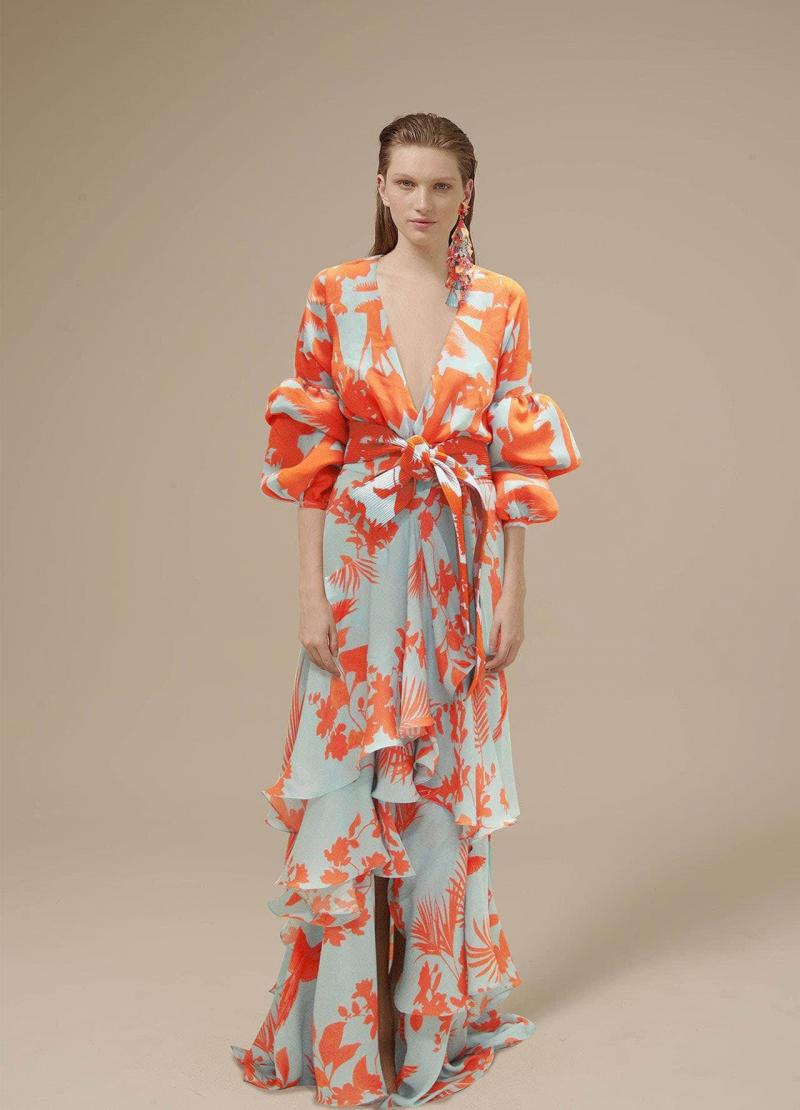 Модная женская одежда 16