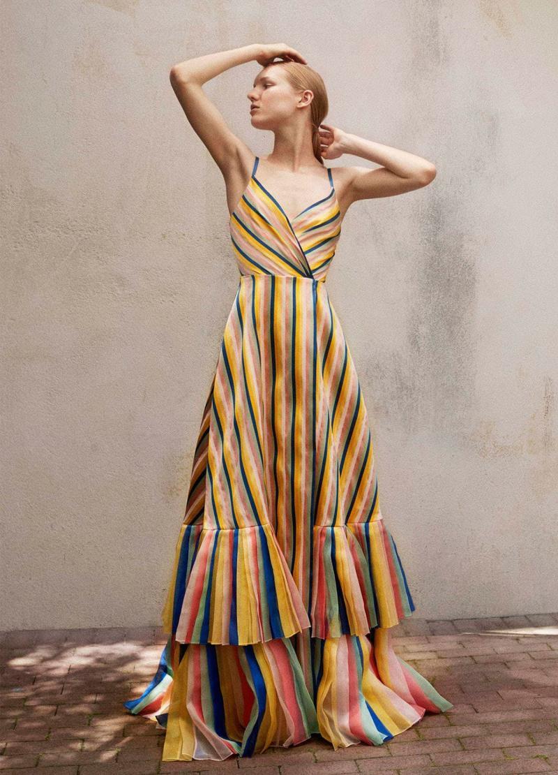 Модная женская одежда 2018 1